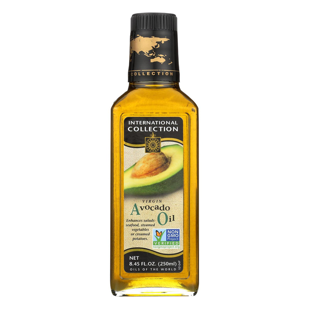 International Collection Avocado Oil - Virgin - Case Of 6 - 8.45 Fl Oz.