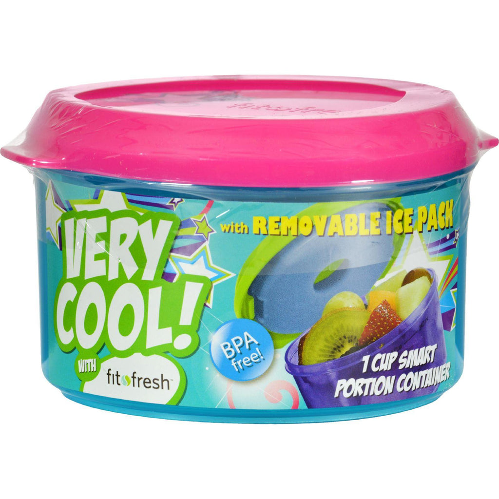 Fit And Fresh Kids 1 Cup Chill Container