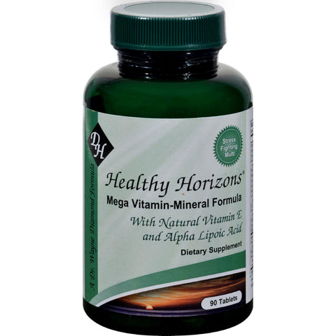 Diamond-herpanacine Healthy Horizons - 90 Tablets