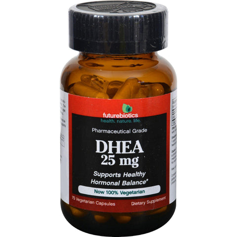 Futurebiotics Dhea - 25 Mg - 75 Caps