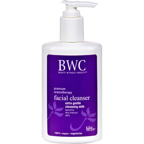 Beauty Without Cruelty Facial Cleanser Extra Gentle - 8.5 Fl Oz