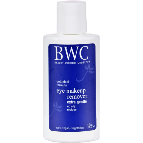 Beauty Without Cruelty Eye Make-up Remover Extra Gentle - 4 Fl Oz