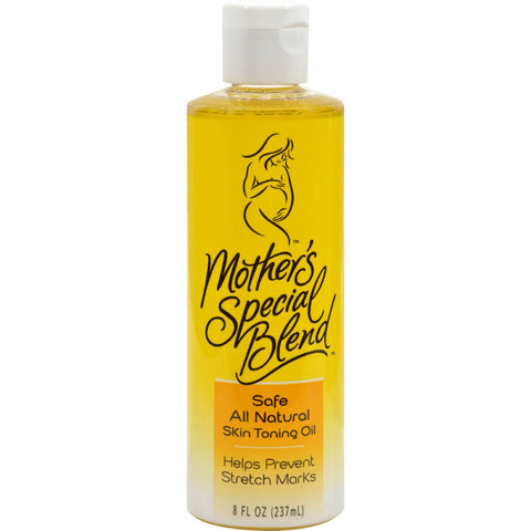 Mountain Ocean Mother's Special Blend Skin Toning Oil - 8 Fl Oz