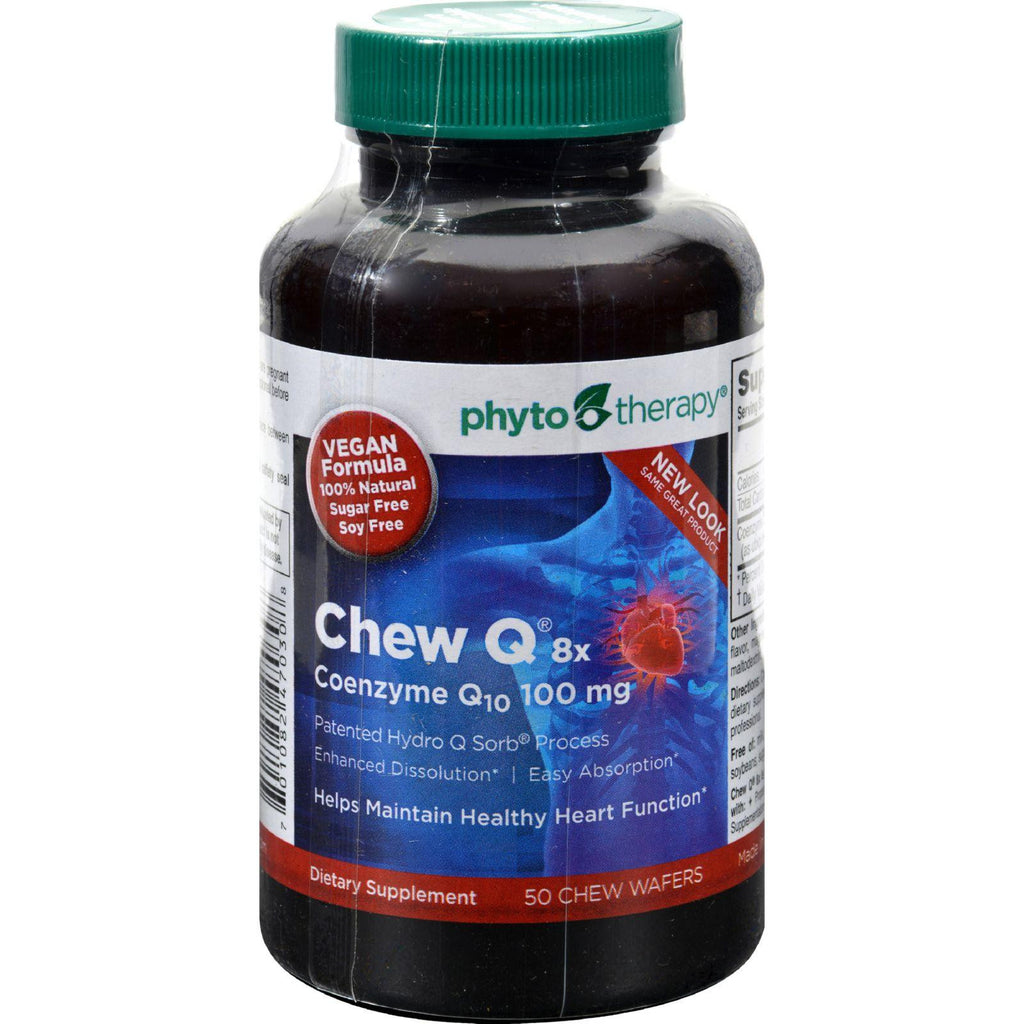Phyto-therapy Chew Q - 50 Wafers