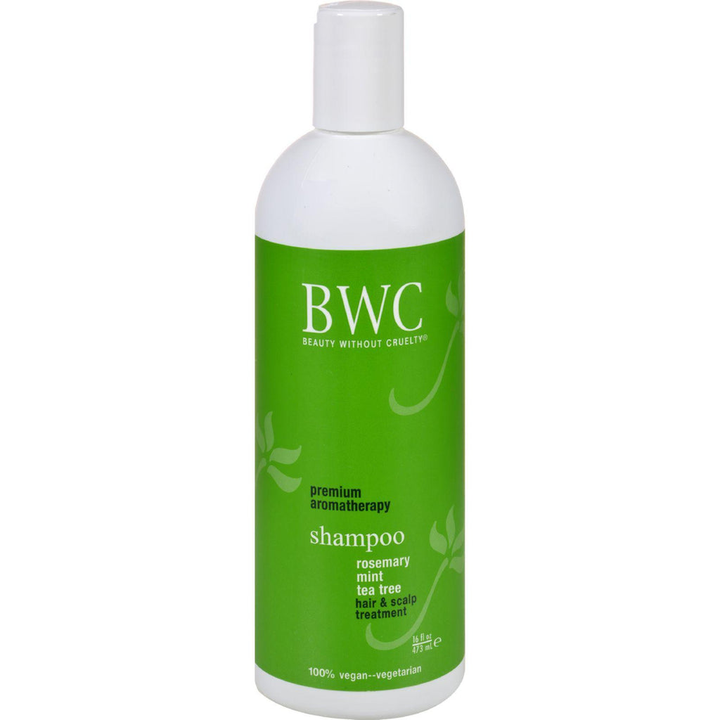 Beauty Without Cruelty Shampoo Rosemary Mint And Tea Tree - 16 Fl Oz