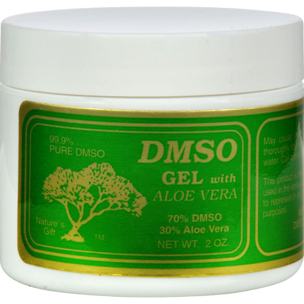Dmso Gel With Aloe Vera - 2 Oz