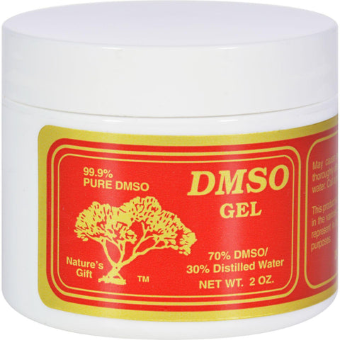 Dmso Unfragranced Gel - 2 Oz
