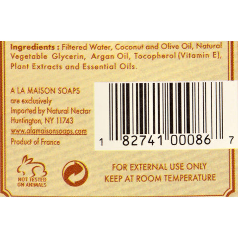 A La Maison French Liquid Soap - Honeysuckle - 16.9 Oz - 1 Each