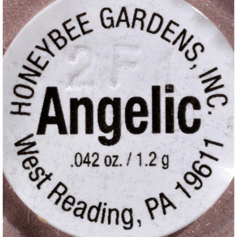 Honeybee Gardens Powdercolors Stackable Mineral Color Angelic - 2 G