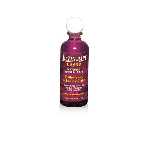 Queen Helene Batherapy Liquid - Lavender - 16 Oz