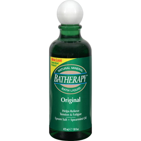 Queen Helene Batherapy Liquid - Original - 16 Oz