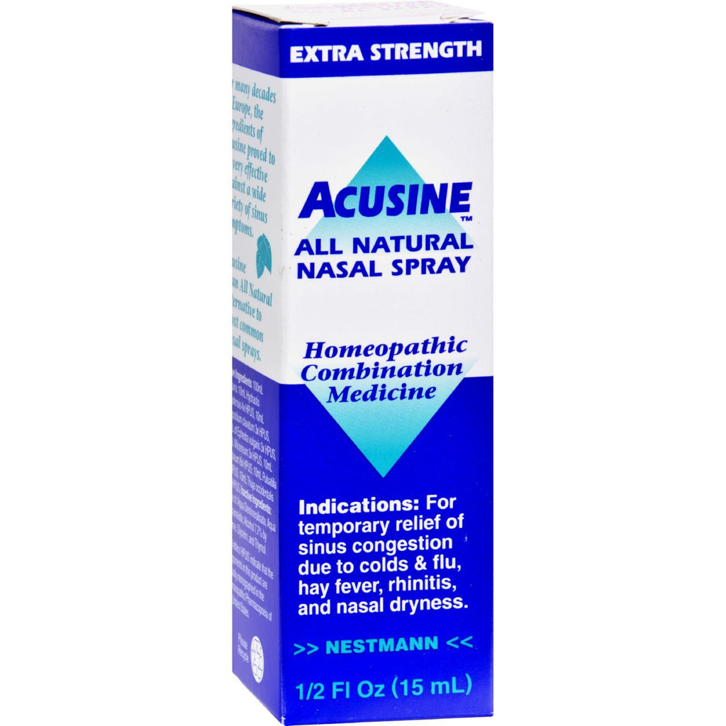 Acusine Nasal Spray - .5 Oz
