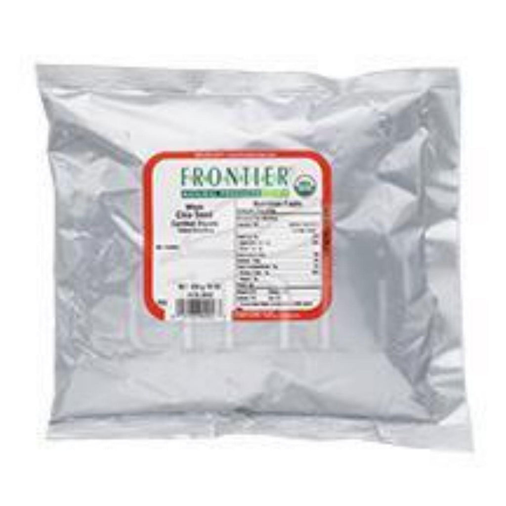 Frontier Herb Chia Seed - Organic - Whole - Bulk - 1 Lb