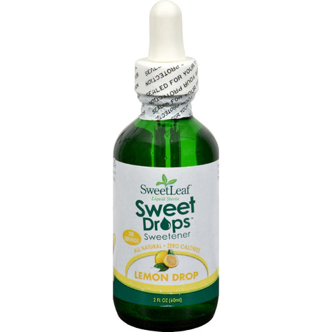 Sweet Leaf Sweet Drops Sweetener Lemon Drop - 2 Fl Oz