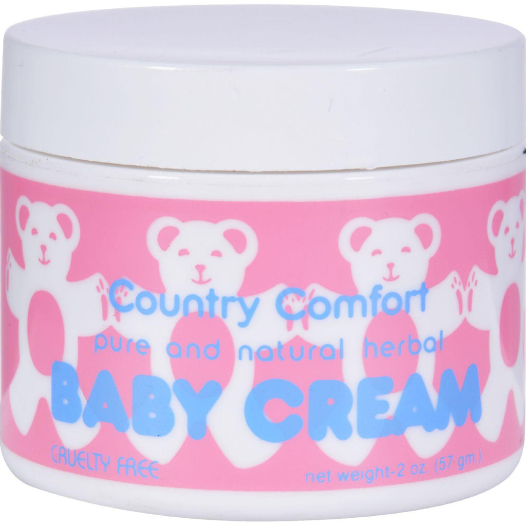 Country Comfort Baby Cream - 2 Oz