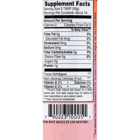 Dynamic Health Lactobacillus Acidophilus Apple And Strawberry - 16 Fl Oz