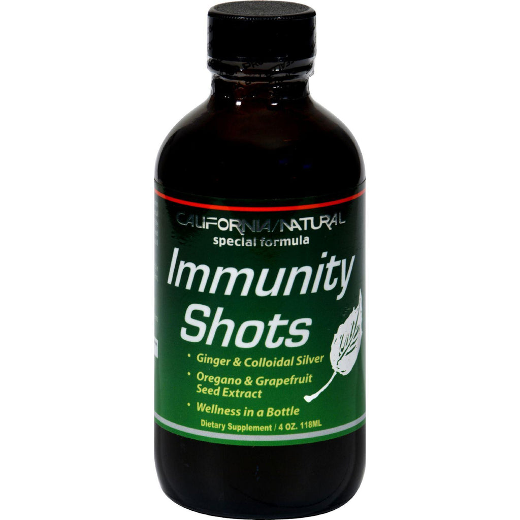 California Natural Immunity Shots - 4 Fl Oz