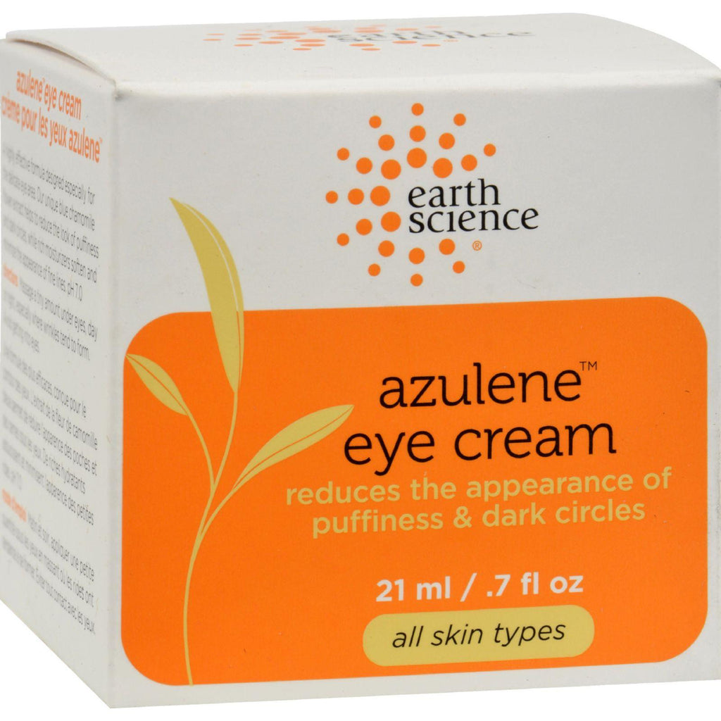 Earth Science Azulene Eye Treatment - 0.8 Fl Oz