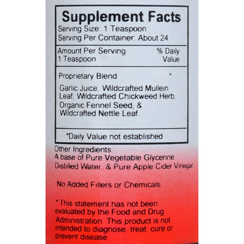 Dr. Christopher's Respiratory Syrup - 4 Fl Oz