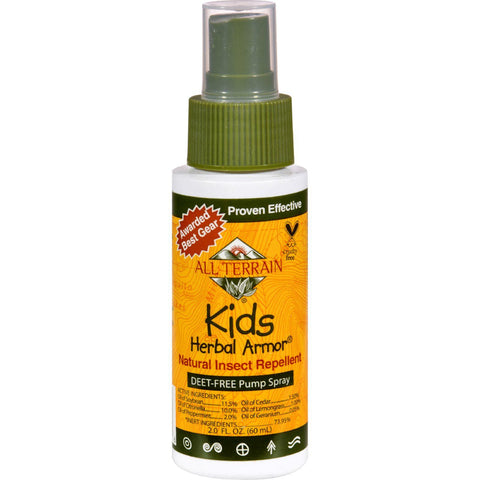 All Terrain Kids Herbal Armor - 2 Fl Oz