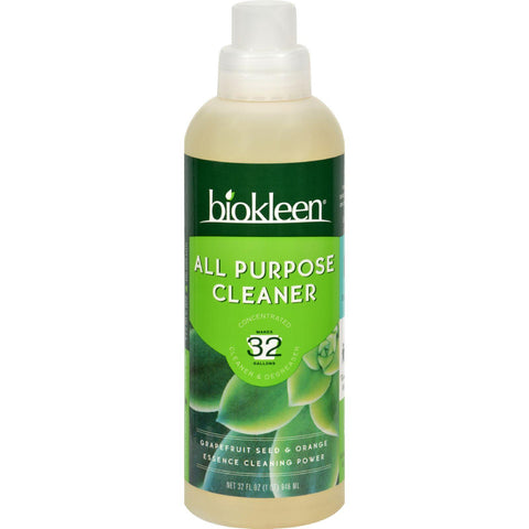 Biokleen Super Concentrated All Purpose Cleaner - 32 Fl Oz