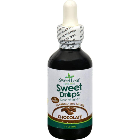 Sweet Leaf Sweet Drops Sweetener Chocolate - 2 Fl Oz