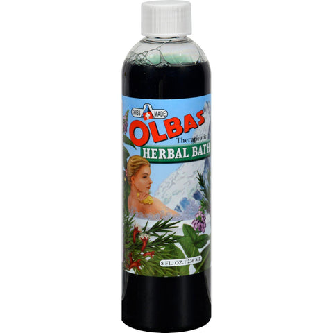 Olbas Therapeutic Herbal Bath - 8 Fl Oz