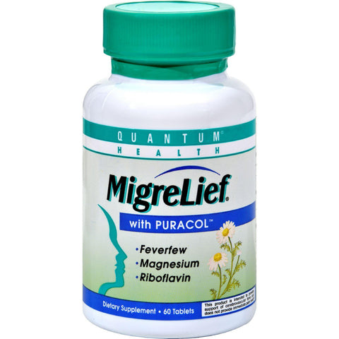 Quantum Migrelief - 60 Tablets