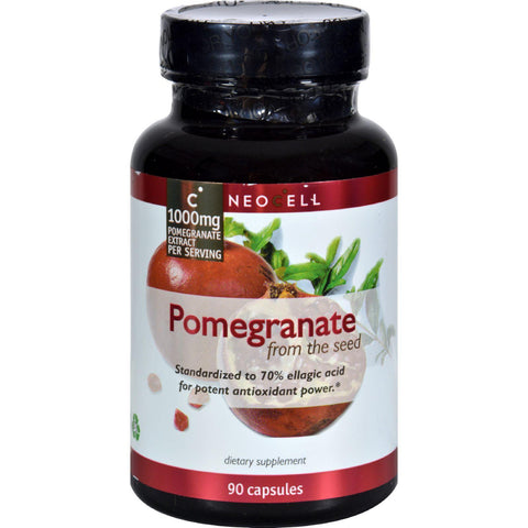 Neocell Pomegranate From The Seed - 90 Capsules