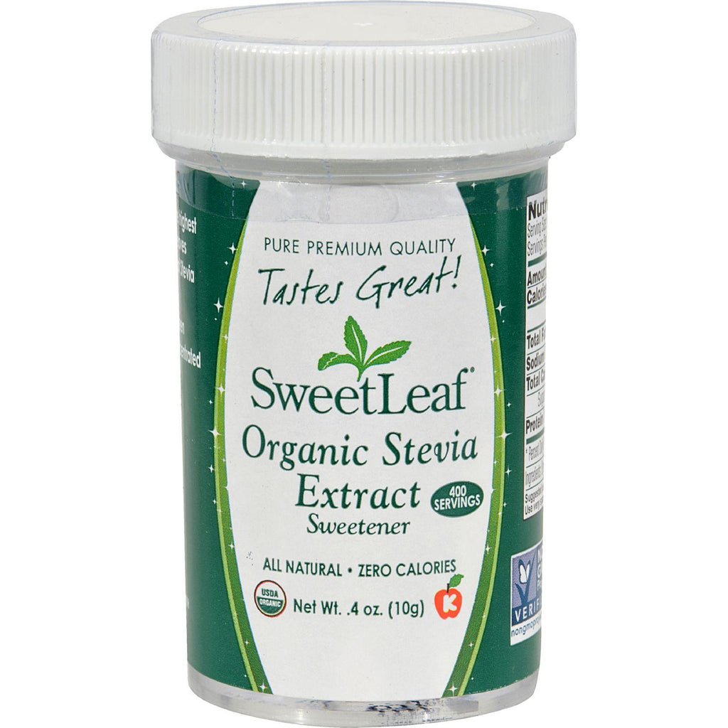 Sweet Leaf Stevia Extract - 0.4 Oz