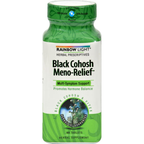 Rainbow Light Black Cohosh Meno-relief - 60 Tablets