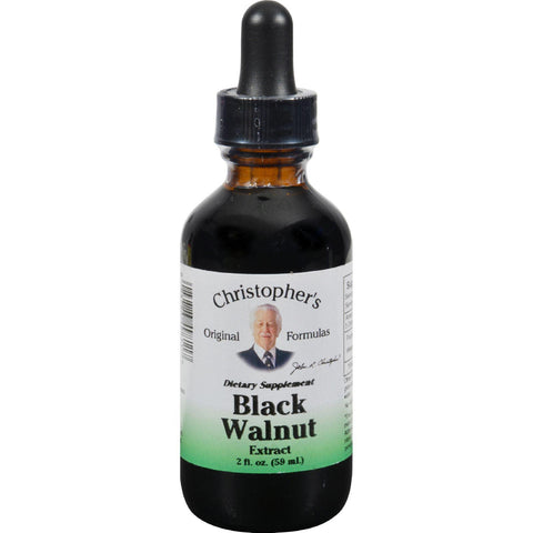 Dr. Christopher's Black Walnut Extract - 2 Fl Oz