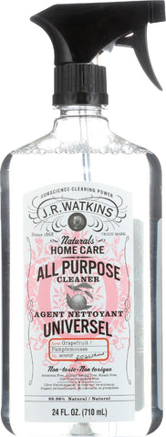 J.r. Watkins All Purpose Cleaner - Grapefruit - 24 Oz