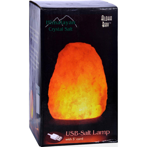 Himalayan Salt Himalayan Salt Lamp With Usb Plug