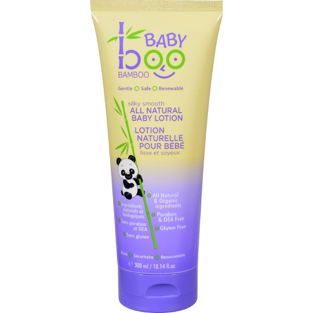 Boo Bamboo Baby Body Lotion - 10.14 Oz