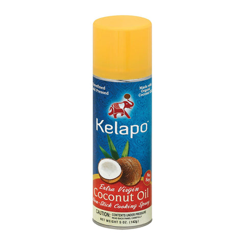 Kelapo Extra Virgin Coconut Oil - Case Of 6 - 5 Fl Oz.