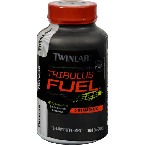 Twinlab Tribulus Fuel 625 - 100 Caps