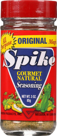 Modern Products Spike Gourmet Natural Seasoning - Original Magic - 3 Oz - Case Of 6