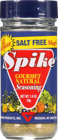Modern Products Spike Gourmet Natural Seasoning - Salt Free Magic - 1.9 Oz - Case Of 6