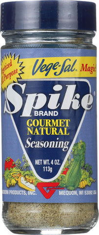 Modern Products Spike Gourmet Natural Seasoning - Vege Sal Magic - 4 Oz - Case Of 6