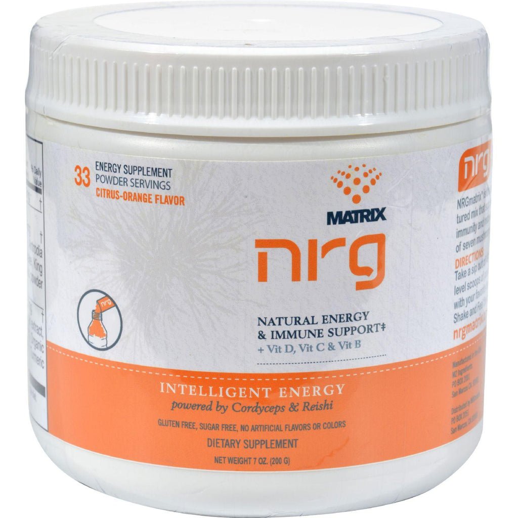 Nrg Matrix Energy And Immune Support - 7 Oz