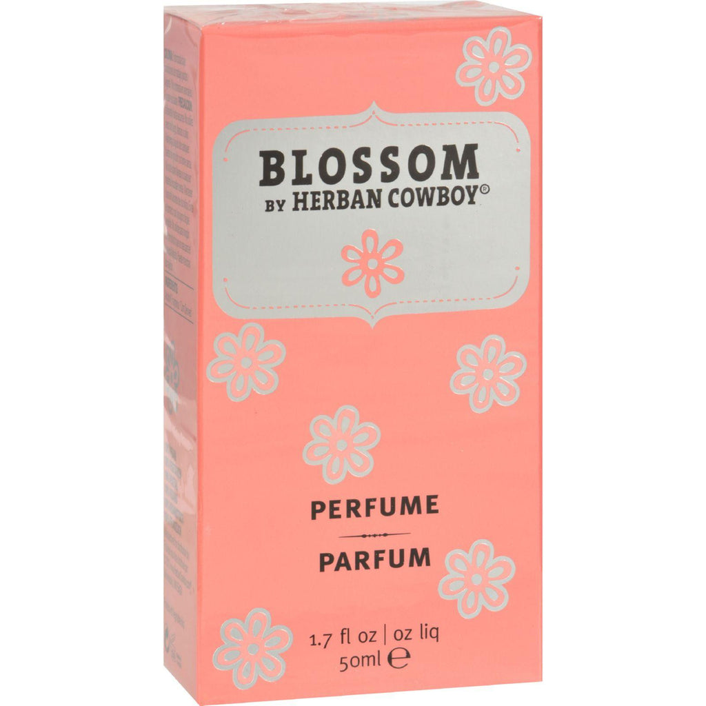 Herban Cowboy Perfume - Blossom For Women - 1.7 Oz