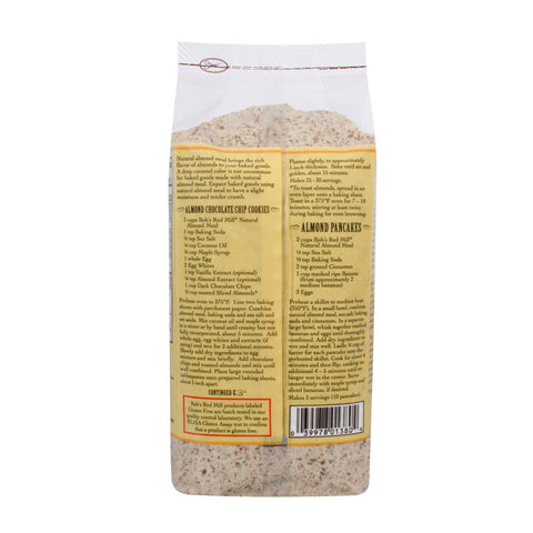 Bob's Red Mill Natural Almond Flour - 16 Oz - Case Of 4