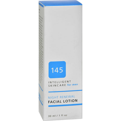 Earth Science Facial Lotion - 145 Night Renewal - 1 Fl Oz
