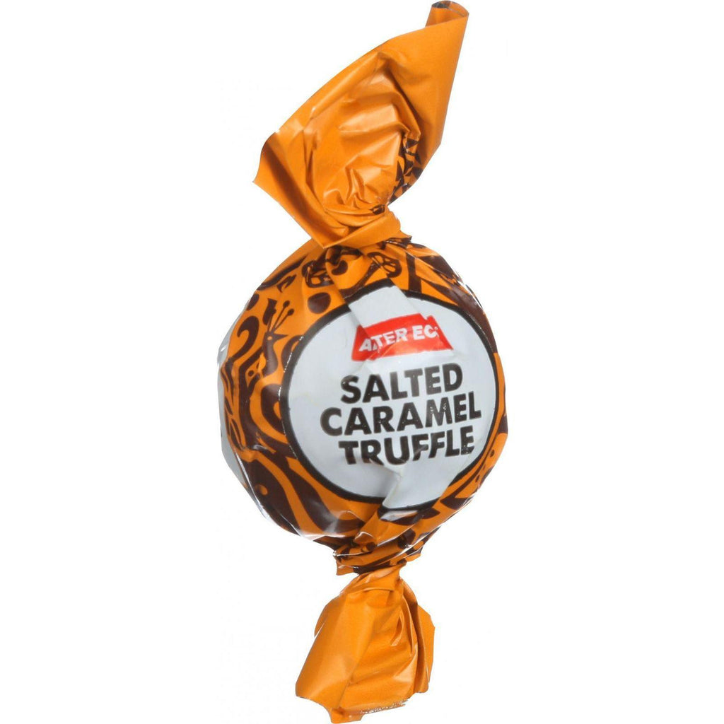 Alter Eco Americas Organic Truffles - Salted Caramel - .42 Oz - Case Of 60