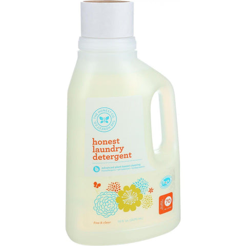 The Honest Companyhonest Laundry Detergent - Free And Clear - 70 Oz