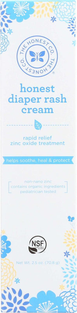 The Honest Company Honest Diaper Rash Cream - 2.5 Oz