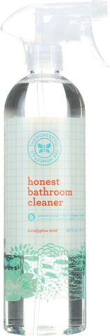 The Honest Company Honest Bathroom Cleaner - Eucalyptus Mint - 26 Oz