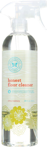 The Honest Company Honest Floor Cleaner - Citrus Rosemary - 26 Oz