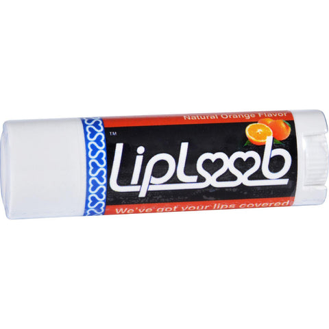 Liploob - Original Natural Orange - .15 Oz - Case Of 20